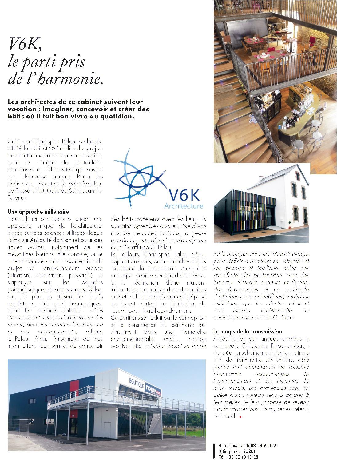 V6K - Observateur 2019